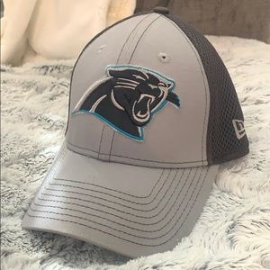 Fitted Carolina Panthers Hat